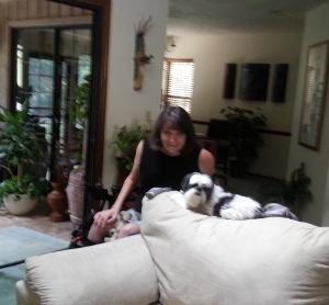 Anita cuddles 12