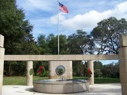 National Cemetery in Bushnell, Florida